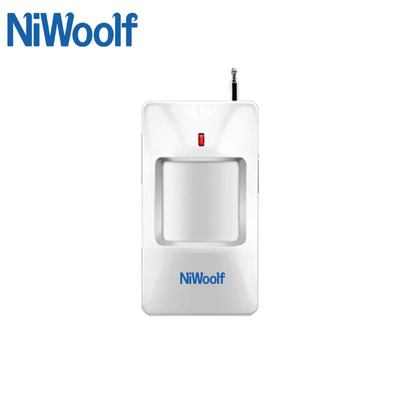 Hot Selling 433MHz Wireless Movement Detector, PIR Infrared Sensor, Window Detector, Avoid Animal Detector, For Ceiling Alarm
