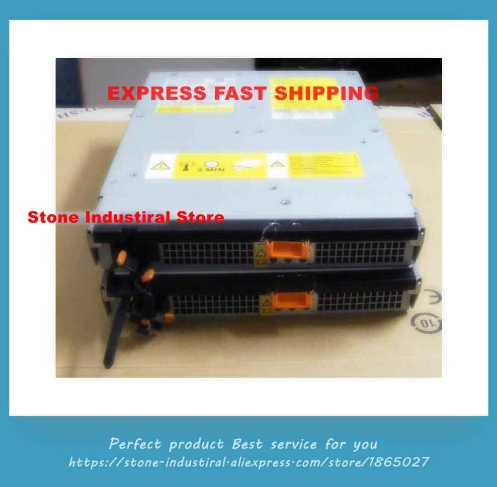 Original EMC AX4-5F Storage Power Supply YP755 TDPS-550AB A 856-851327-001 high quality power supply for dl140g3 tdps 650cb a 440207 001 409841 002 650w working well