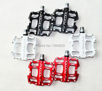 Free Shipping Newest Lightweight Aluminum POCOOL LCW 5 CNC Bicycle Pedals Good Quality Multicolor Perlin