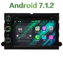 2GB RAM 4G WIFI Android 7 1 2 DAB Car DVD Player Radio For Ford Focus