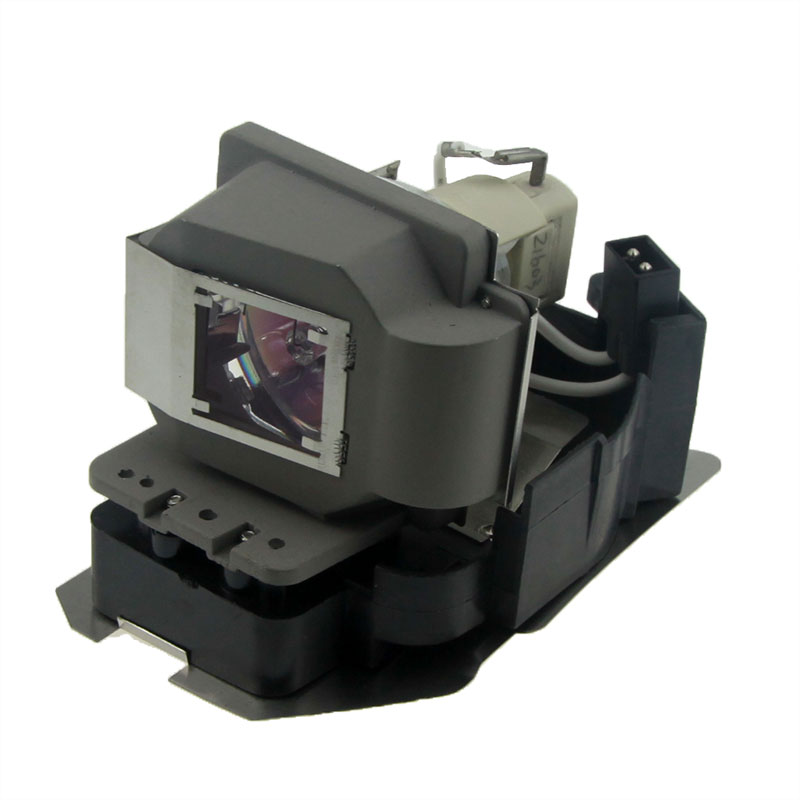 VLT XD500LP Replacement font b Projector b font Lamp With Housing For Mitsubishi XD510 XD500U XD510U