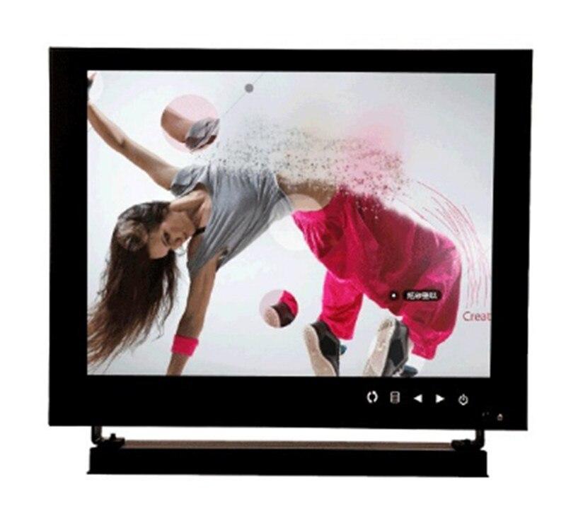 8 Inch HDMI VGA BNC AV Input TFT Monitor For CCTV Camera