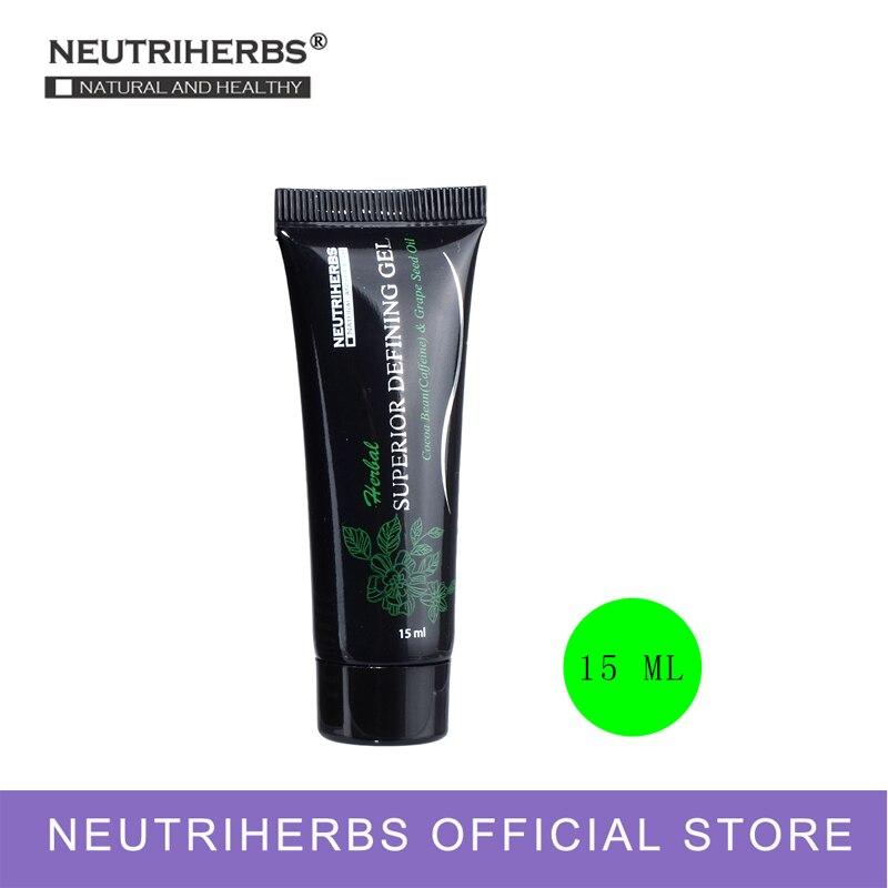1 pz Neutriherbs Definire Gel, miglior Detoxfying, la pelle di Serraggio, rassodante Crema Per Le Smagliature Rimozione di Perdita di Peso 15 ml