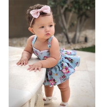 Summer Baby Clothing Newborn Baby Girls Clothes