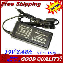 Replacement 19V 3.42A 3.0*1.1MM 65W Universal Notebook For Acer Laptop