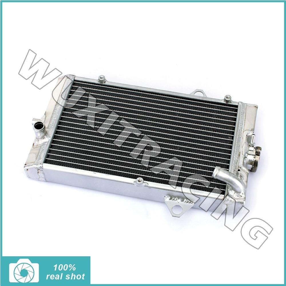 все цены на  Alu Core ATV Quad Dirt Bike Radiator Cooling for Yamaha YFM 700 Raptor YFM700R 01 02 03 04 05 06 07 08 09 10 11 12 New  онлайн