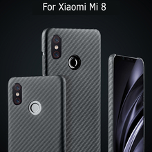 Luxurious Carbon Fiber Case Cover For Xiaomi Mi 9 8 explorer edition Matte Aramid Ultra Thin Phone
