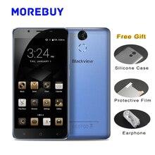 Blackview P2 Lite Fingerprint Smartphone MTK6753 1.3GHz Octa Core Android 7.0 Mobile Phones 5500mAh RAM 3GB ROM 32GB 13MP Type C