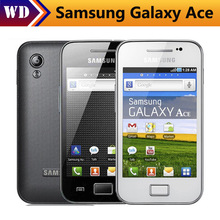 S5830i Samsung Galaxy Ace S5830 Original Unlocked Android 5MP WIFI GPS Unlocked Mobile Phone(China)