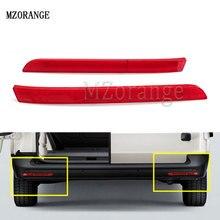 MIZIAUTO Tail Rear Bumper Light For Volkswagen T5 Transporter T6 2012-2016 Car Reflector Brake Lamp