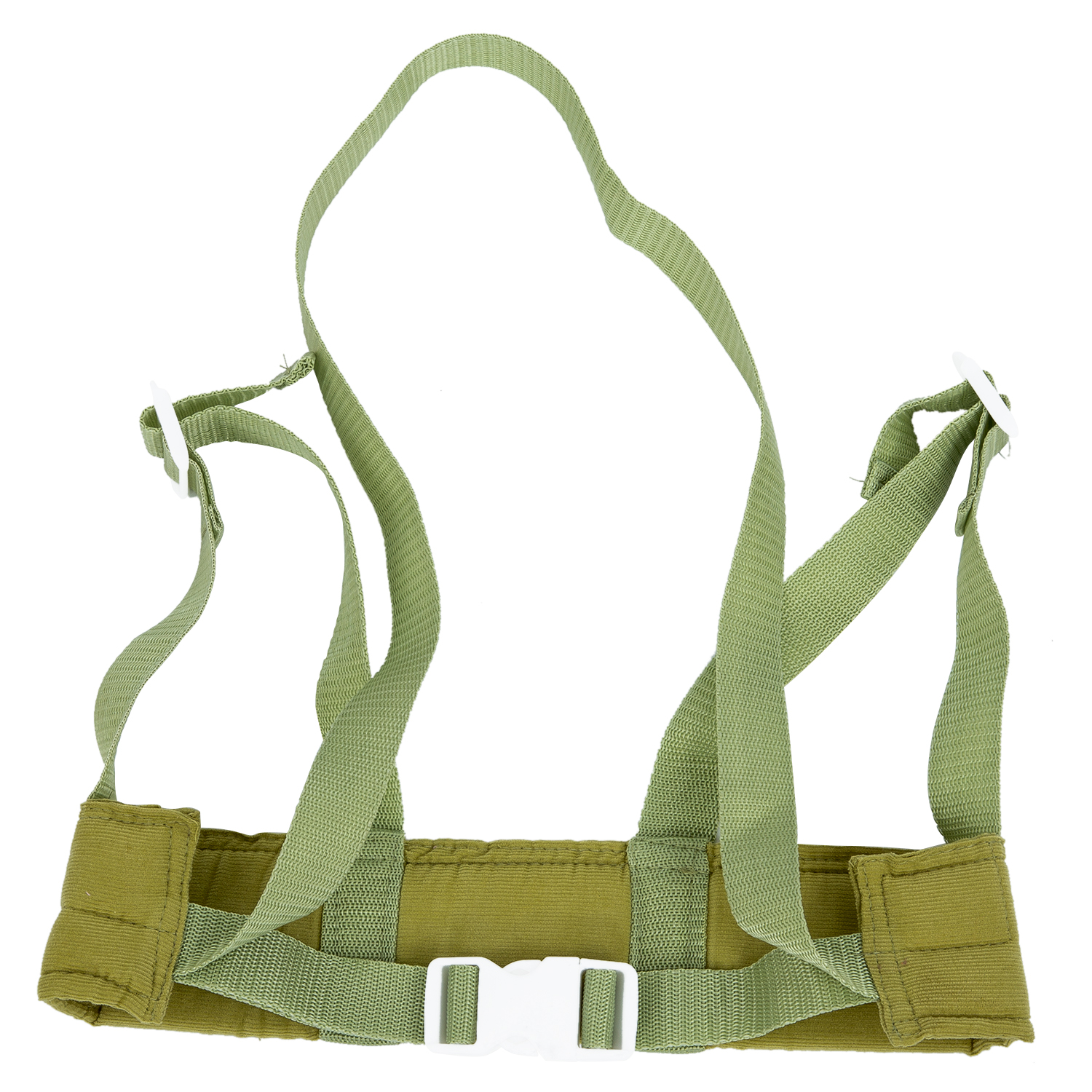 ABWE Best Sale Baby Child Toddler Safety Easy Wash Harness Step Walking Assistant Reins Green
