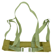ABWE Best Sale Baby Child Toddler Safety Easy Wash Harness & Step Walking Assistant Reins — Green