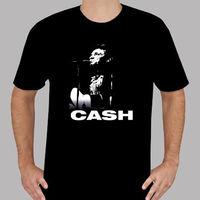Yeni Johnny Nakit Rock N Roll Music Legend erkek Siyah T-Shirt boyut S 3XL T Gömlek 2017 Marka Giysiler Slim Fit baskı