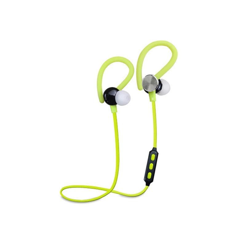 ФОТО headset sports bluetooth headset wireless Earphone 4.1 wireless Bluetooth headset jogging binaural headset hanging ear BP15