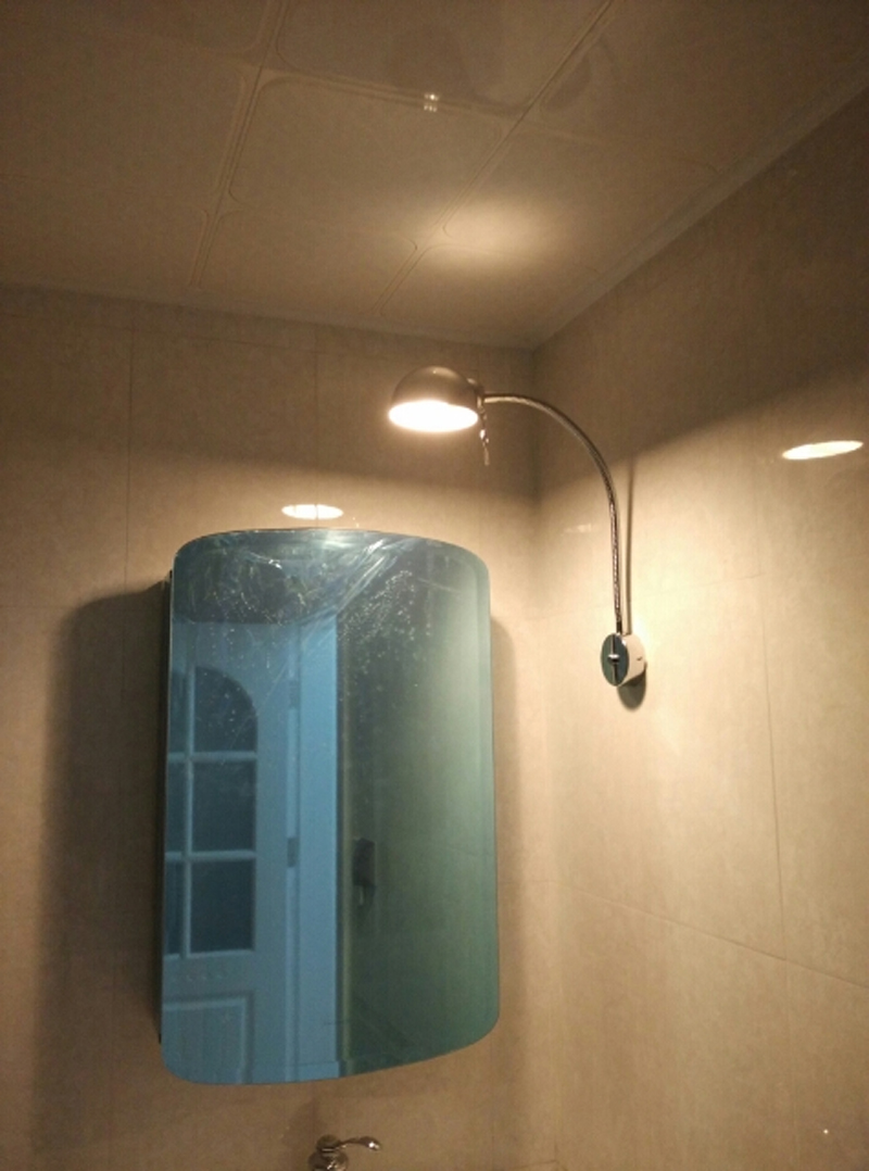 Bathroom wall light modern wall sconces mirror wall flexible lights bathroom wall light modern wall sconces mirror wall flexible lights ajustable wall lamps led touch lamp for bedroom sconces in wall lamps from lights mozeypictures Choice Image