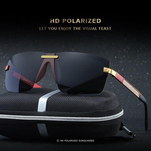 Homens clássicos óculos de sol mulheres Polarizada óculos de sol Vermelho  Colorido Óculos oculos de sol Gafas de sol mujer Zonnebril dames masculiR   76,55 432277c13a