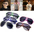 E74 Free Shipping Fashion Cute Children Girl Boy Baby Kids AC Lens PC Frame UV 400 Sunglasses New