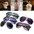 E74 frete grátis moda crianças bonitos da menina do menino do bebê dos miúdos lente ac pc quadro uv 400 óculos de sol new