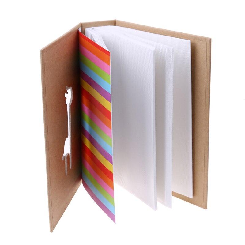 Wohnkultur Streng 100 Taschen 6 Zoll Foto Album Bild Lagerung Rahmen Für Kinder Kinder Geschenk Scrapbooking Bild Fall Foto Album