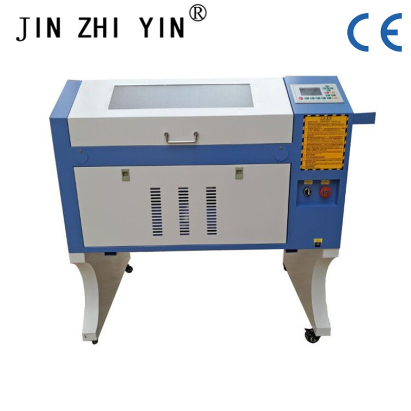 Laser Engraving Machine 60w 40x60 Ruida System Laser Engraving Machine For Glass Cups