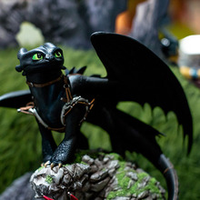 How to Train Your Dragon Toothless Figure Toy Gift Kid