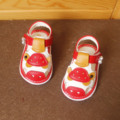 JRQIOT 2017 New Summer Baby Shoes Cartoon Animation Shoes Bells Sound Shoes Baby Girls Baotou Sandalias