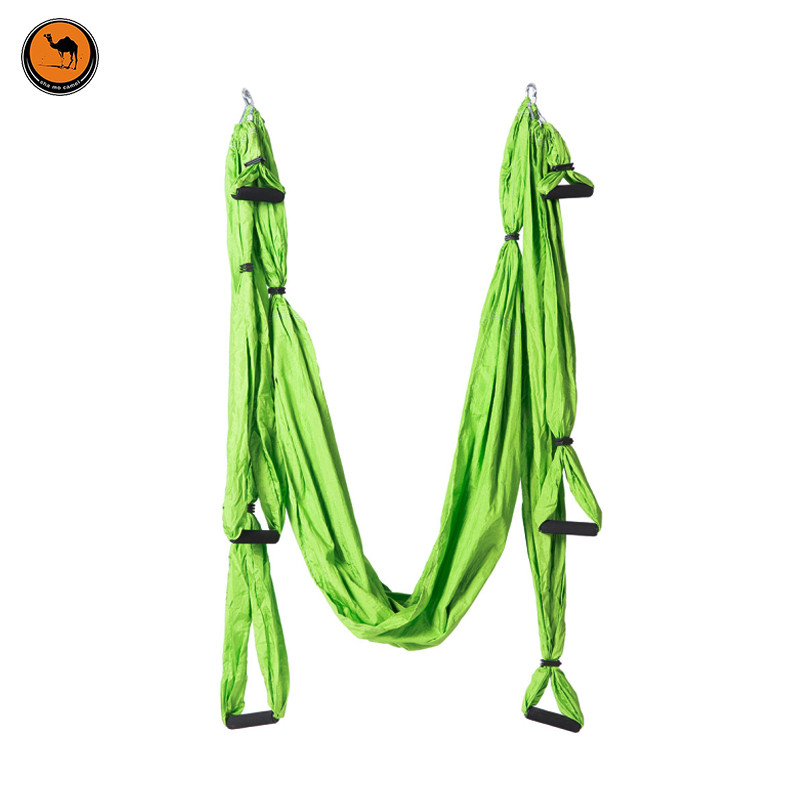 New Arrivals Portable High Strength Cotton Hammock Green Fitness Leisure Yoga & Camping Dual Use Parachute Hammock 250*150cm 7 color video door phone intercom system 1 monitor doorbell 2 camera intercom kit ir night vision camera for apartment 816a21