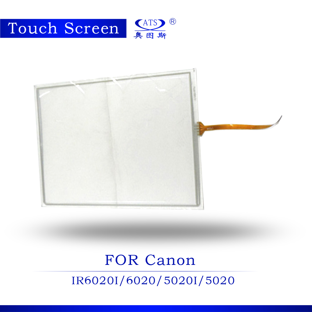 1PCS Copier Machine Touch Screen For Canon IR 6020 5020 6020I 5020I Touch Screen Panel Photocopier Machine lc150x01 sl01 lc150x01 sl 01 lcd display screens