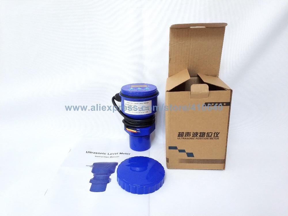 4 - 20 mA integrált kis vak zónájú ultrahangos szintmérő LED-es - Mérőműszerek - Fénykép 5