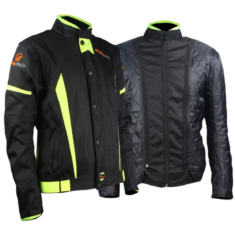 Équitation tribu Moto veste équipement de protection hommes Moto Motocross veste hiver coupe-vent Moto Cruiser Touring vêtements imperméable