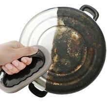 Мощная губка щетка для Ванной Щетка для плитки горячая Распродажа Волшебная мощная щетка для ванны кухонные инструменты для очистки