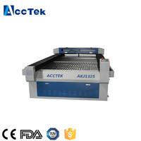 Manufacturer co2 laser engraving machine 60W 80W sealed glass laser tube cutting machine