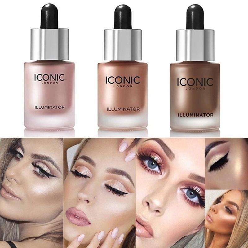 Concealer Highlighter Makeup Specular-Powder Face Elixir Illuminating Glow Fashion Drip