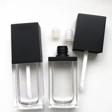 5/10/20/30 stücke 8 ml Leere Lipgloss rohr lip balm flasche container Schönheit Werkzeug Mini nachfüllbare Flasche Probe Frauen Mädchen Geschenk