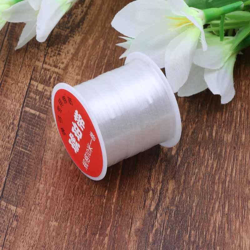 1 rotolo di 10 m Slingshot Rubber Band Strap Legato Vincolante Linea Caccia Catapulta Stringa Filo Elastico Accessori di Ripresa