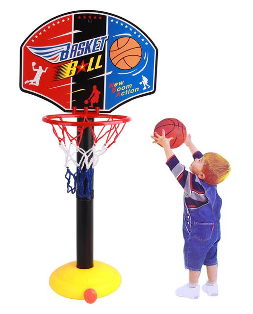 New baby toys stands quadro de basquete ao ar livre indoor toys para crianças kids toys simples conjunto de basquete quadra coberta crianças jogos