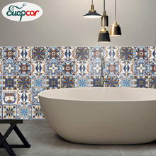 цена 0.20x5m Bathroom Stickers Waterproof Self Adhesive Tile Wallpaper Kitchen Wall Stickers Living Room Background Wallpaper Decor онлайн в 2017 году