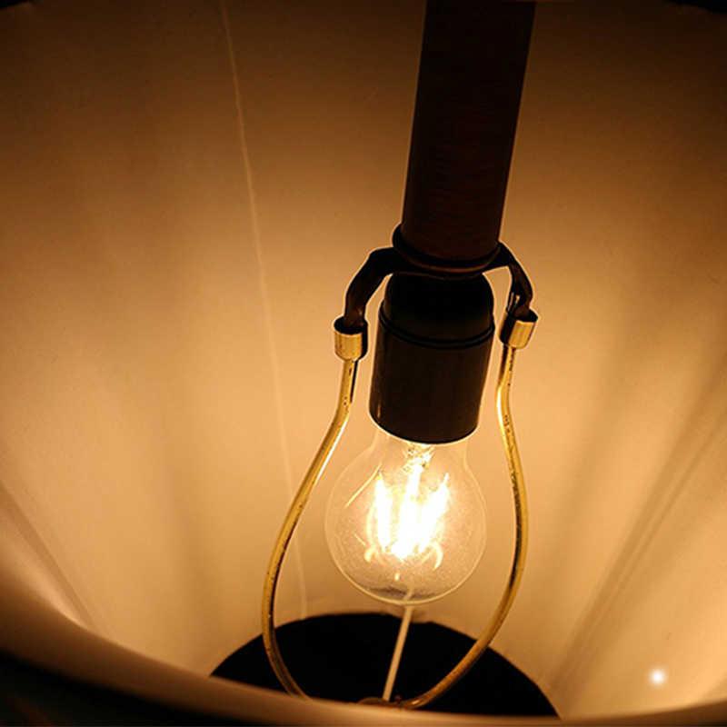 LED ampoule à Filament E14 E27 C35 C35L G45 LED ampoule E27 A60 Edison lumière 220 V 230 V 240 V Antique rétro Vintage ampoule en verre lampe décor