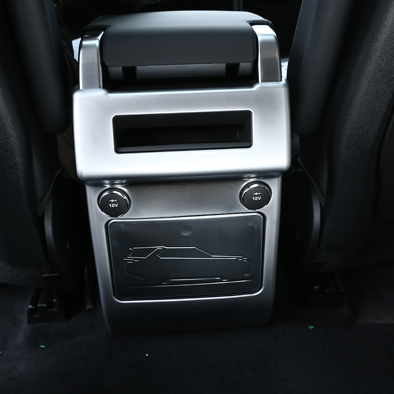 2018 Land Rover Discovery Interior: For Land Rover Discovery 5 LR5 L462 2017 2018 ABS Matte