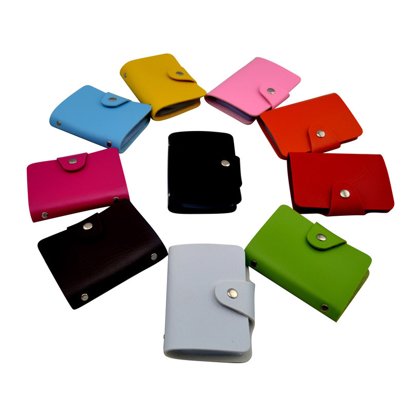 New synthetic leather business name id credit card holders cases new synthetic leather business name id credit card holders cases wallet 24 slots in card id holders from luggage bags on aliexpress alibaba group reheart Image collections