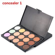 Scar neutral shadow eyeshadow foundation concealer camouflage palette cream eye face