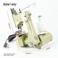 GK9 8 BateRady Ручные Швейные машины, ручная упаковочная машина, для тканых мешков ближе, электрическая портативная швейная машина. мешок риса seale