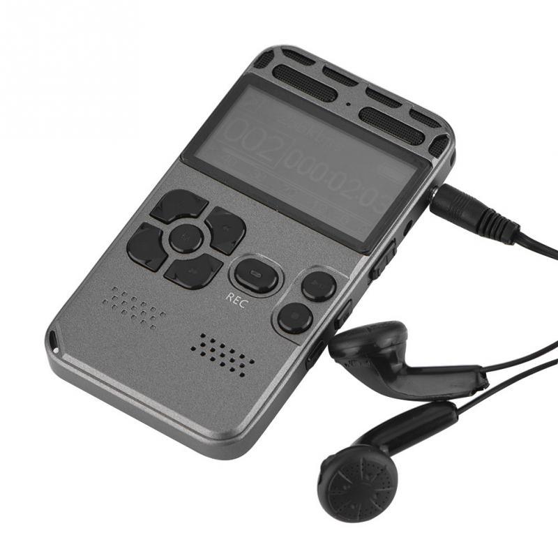 Tragbares Audio & Video WunderschöNen Multifunktionale Diktiergerät Hifi Mp3 Audio Aufnahme Stift 8g Mit Tf-einbauschlitz Elegante Form