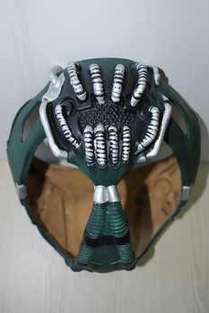 Batman The Dark Knight Rise Mascara Bane Latex Mask