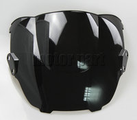 Motorcycle Black ABS Plastics WindScreen Windshield Deflectors For 1995 1998 Honda CBR600 F3 CBR 600 1996