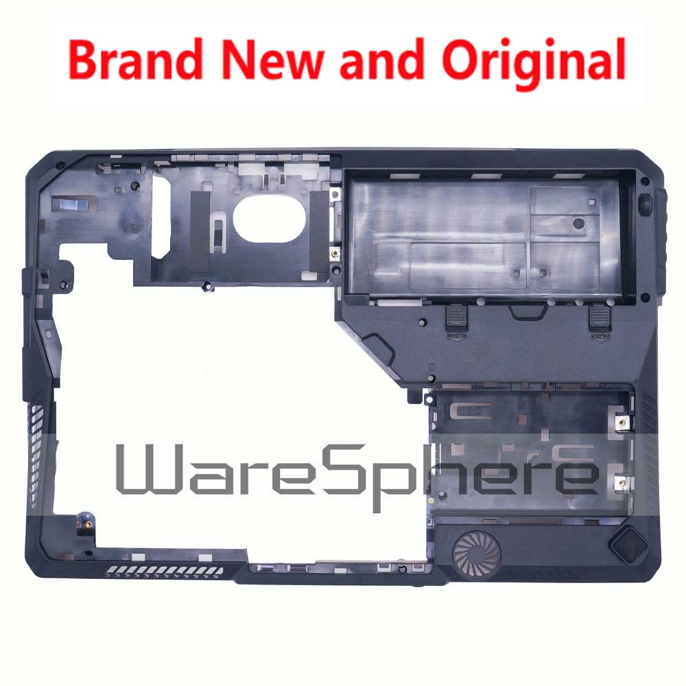 NEW Laptop Bottom Base Case Cover Lower Case For MSI GT60 MS-16F3 Notebook D Shell E2P-6F1D2XX-P89 6F1J211P89 Black Original 25w n jk coaxial fixed attenuator dc 3ghz 50 ohm 1db 3db 5db 6db 10db 15db 20db 30db free shipping
