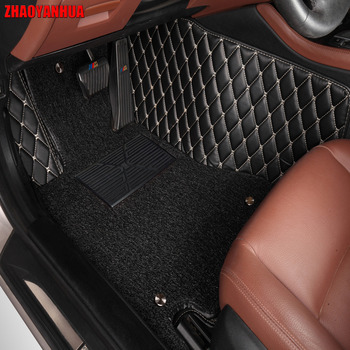 ZHAOYANHUA Car floor mats specially ZHAOYANHUAized for Lexus RX 200T 270 350 450H NX ES GS IS LX 570 GX460 LS460 LS600H L car st