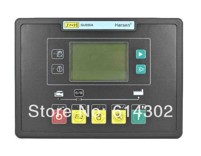 GU660A Harsen controller / ATS module/ generator controller