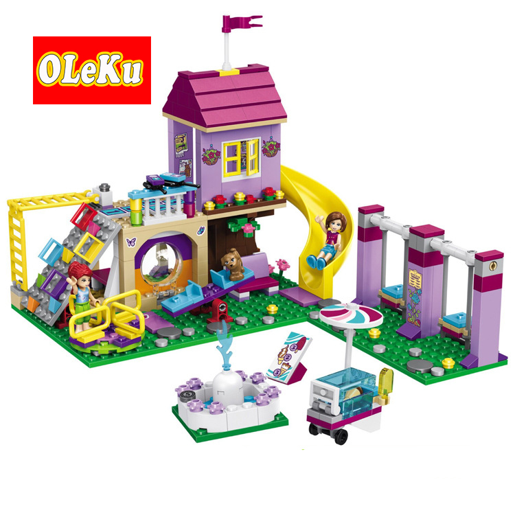Buy lego friends playground 41325 and get free shipping on ...