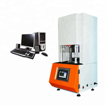 Best quality promotional controlled mdr auto loading direct drive computer servo moving die rotor rheometer